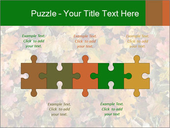 October Leaves PowerPoint Templates - Slide 41
