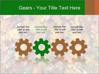 October Leaves PowerPoint Templates - Slide 48