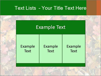 October Leaves PowerPoint Templates - Slide 59