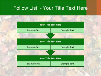October Leaves PowerPoint Templates - Slide 60