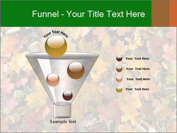 October Leaves PowerPoint Template - Slide 63
