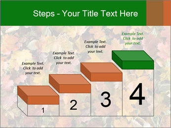 October Leaves PowerPoint Template - Slide 64