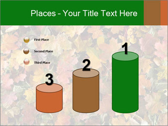 October Leaves PowerPoint Template - Slide 65