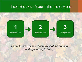 October Leaves PowerPoint Template - Slide 71