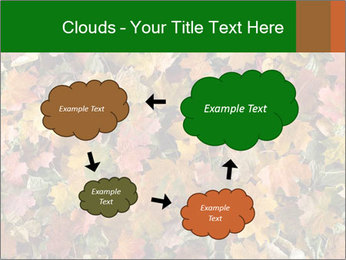 October Leaves PowerPoint Template - Slide 72