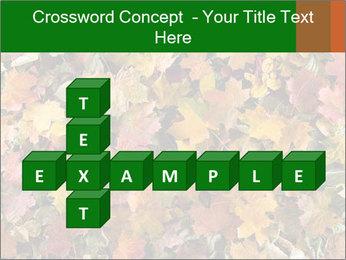 October Leaves PowerPoint Templates - Slide 82