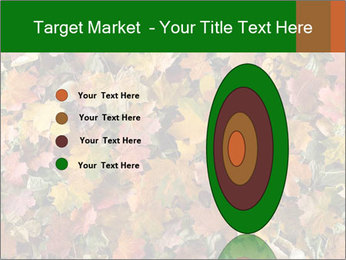 October Leaves PowerPoint Template - Slide 84
