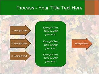 October Leaves PowerPoint Template - Slide 85