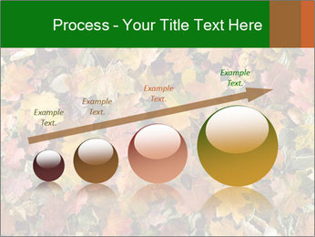 October Leaves PowerPoint Templates - Slide 87