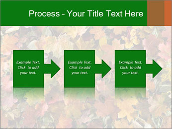 October Leaves PowerPoint Template - Slide 88