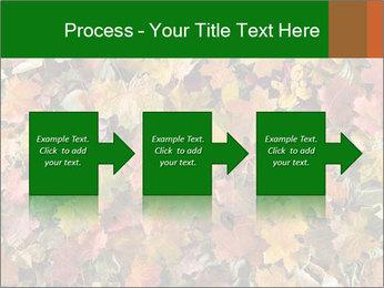 October Leaves PowerPoint Templates - Slide 88