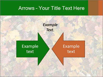October Leaves PowerPoint Template - Slide 90