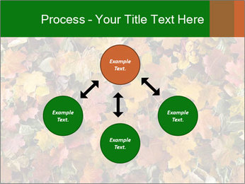 October Leaves PowerPoint Template - Slide 91