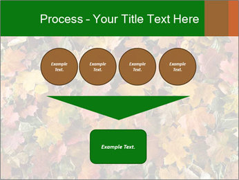 October Leaves PowerPoint Template - Slide 93