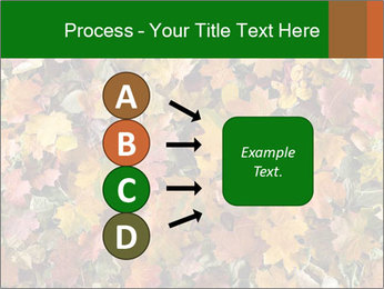 October Leaves PowerPoint Template - Slide 94