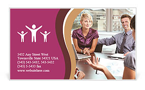 0000089222 Business Card Template