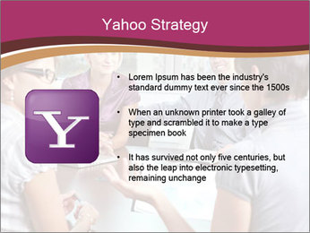 Young Business Team PowerPoint Template - Slide 11