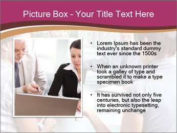 Young Business Team PowerPoint Template - Slide 13