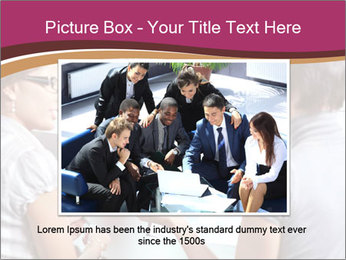 Young Business Team PowerPoint Template - Slide 15