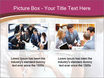 Young Business Team PowerPoint Template - Slide 18
