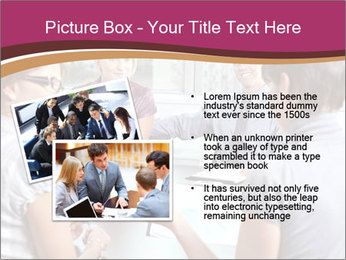 Young Business Team PowerPoint Template - Slide 20