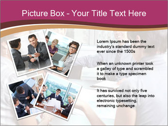 Young Business Team PowerPoint Template - Slide 23