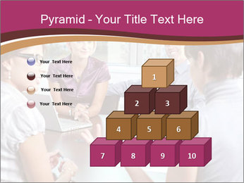 Young Business Team PowerPoint Template - Slide 31
