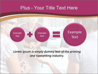 Young Business Team PowerPoint Template - Slide 75