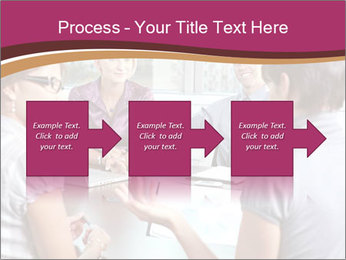Young Business Team PowerPoint Template - Slide 88