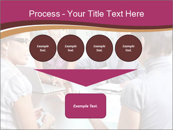 Young Business Team PowerPoint Template - Slide 93