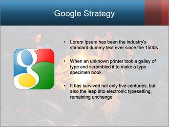 Summer Fire Camp PowerPoint Template - Slide 10