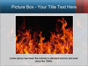 Summer Fire Camp PowerPoint Template - Slide 15