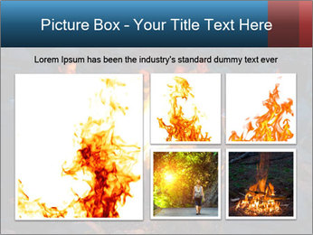 Summer Fire Camp PowerPoint Template - Slide 19