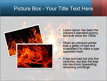 Summer Fire Camp PowerPoint Template - Slide 20