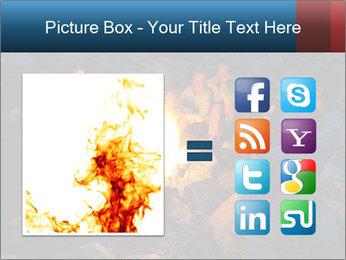 Summer Fire Camp PowerPoint Templates - Slide 21