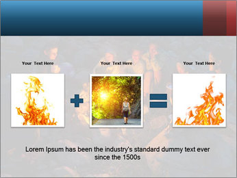 Summer Fire Camp PowerPoint Template - Slide 22