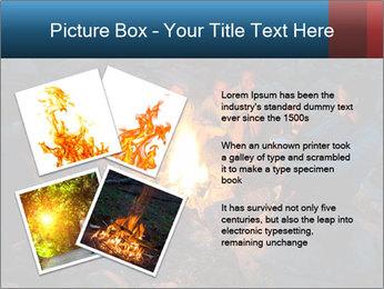 Summer Fire Camp PowerPoint Template - Slide 23