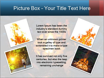 Summer Fire Camp PowerPoint Template - Slide 24