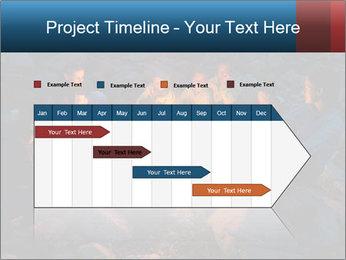 Summer Fire Camp PowerPoint Template - Slide 25