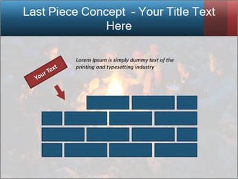 Summer Fire Camp PowerPoint Template - Slide 46