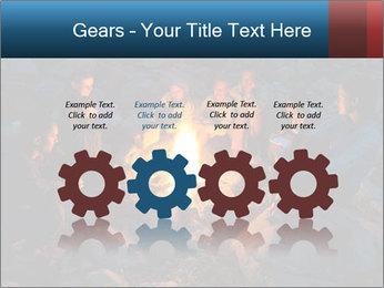 Summer Fire Camp PowerPoint Template - Slide 48