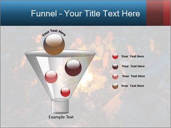 Summer Fire Camp PowerPoint Template - Slide 63