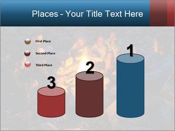 Summer Fire Camp PowerPoint Template - Slide 65