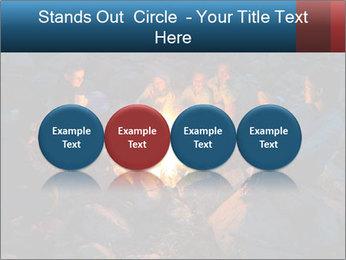 Summer Fire Camp PowerPoint Template - Slide 76