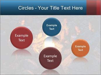 Summer Fire Camp PowerPoint Template - Slide 77