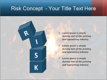 Summer Fire Camp PowerPoint Template - Slide 81