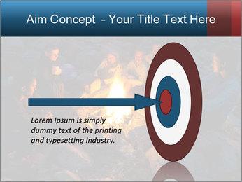 Summer Fire Camp PowerPoint Template - Slide 83