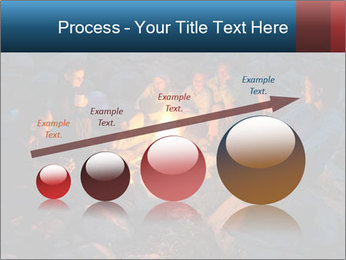 Summer Fire Camp PowerPoint Template - Slide 87