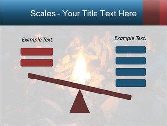 Summer Fire Camp PowerPoint Template - Slide 89