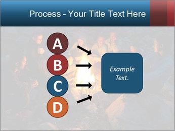 Summer Fire Camp PowerPoint Template - Slide 94